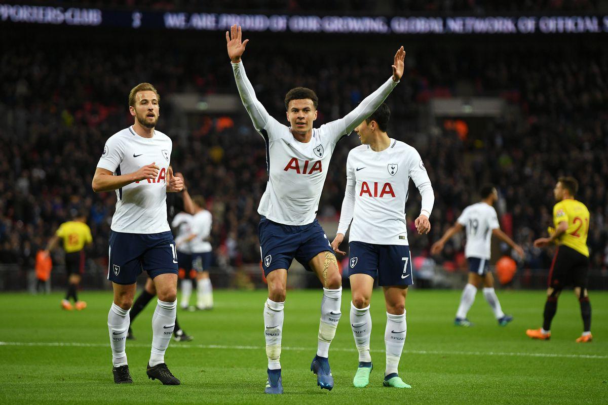 Dele Alli - Tottenham Hotspur - Premier League