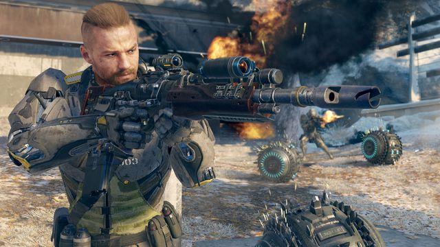 <em>Call of Duty: Black Ops 3</em>