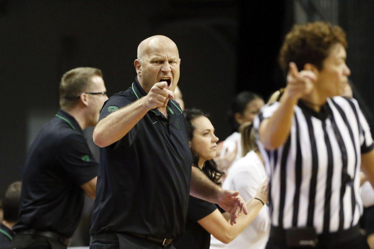 NCAA Womens Basketball: Arizona State at Oregon