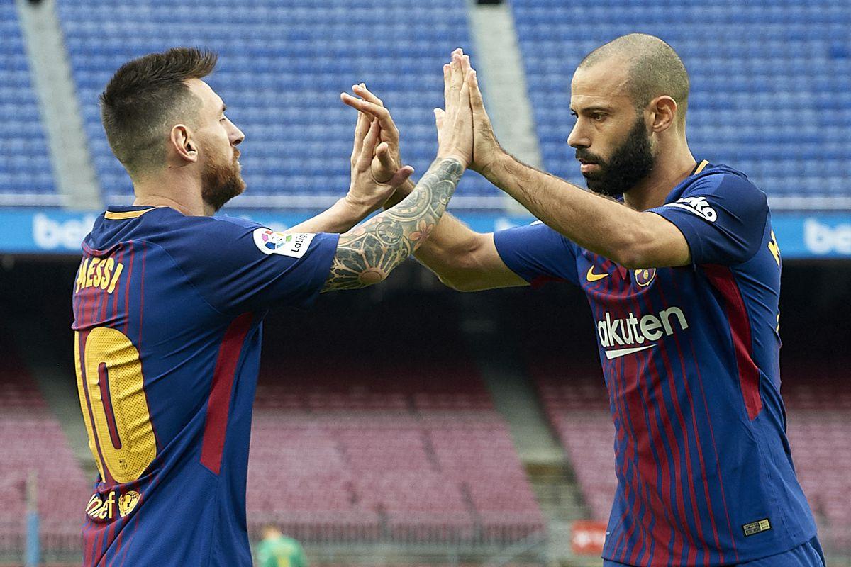 Barcelona v Las Palmas - La Liga