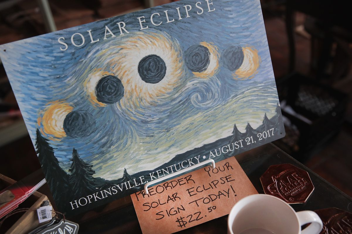 Towns In Midwest Prepare For Influx Of Tourists For Upcoming Eclipse