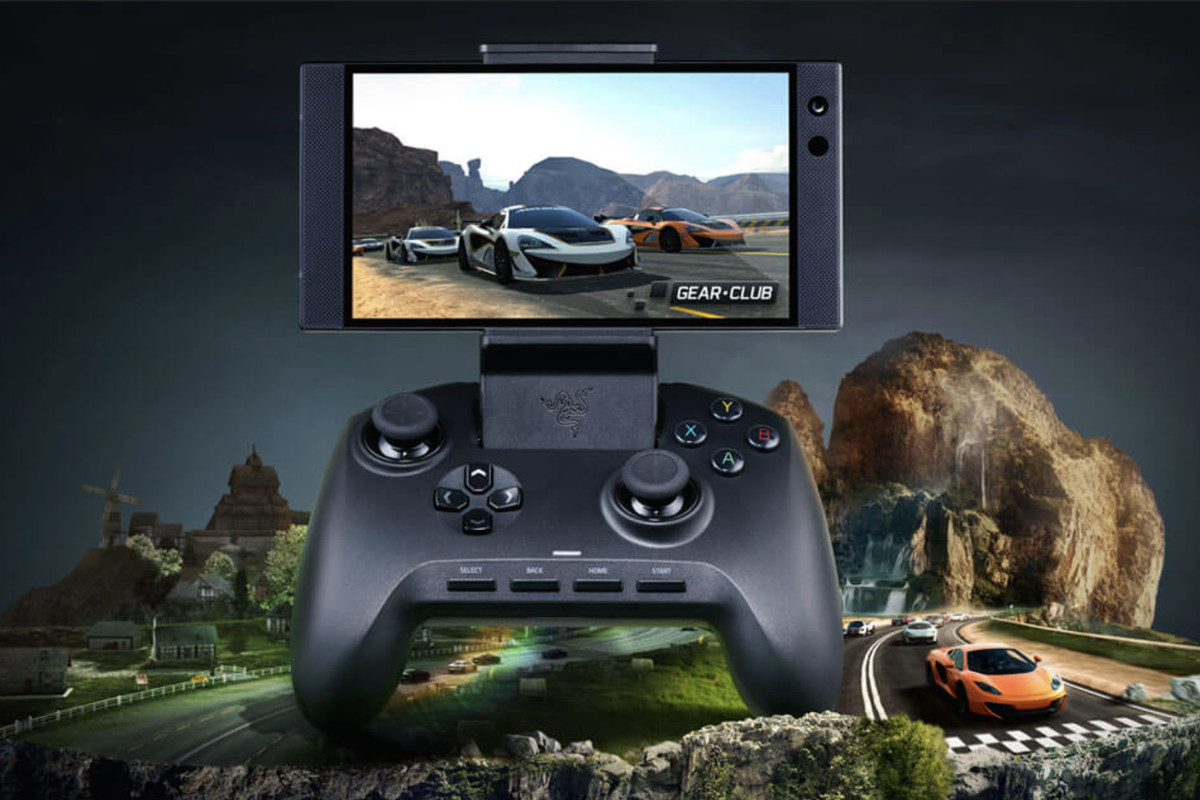 Razer's Raiju mobile controller is now available to order