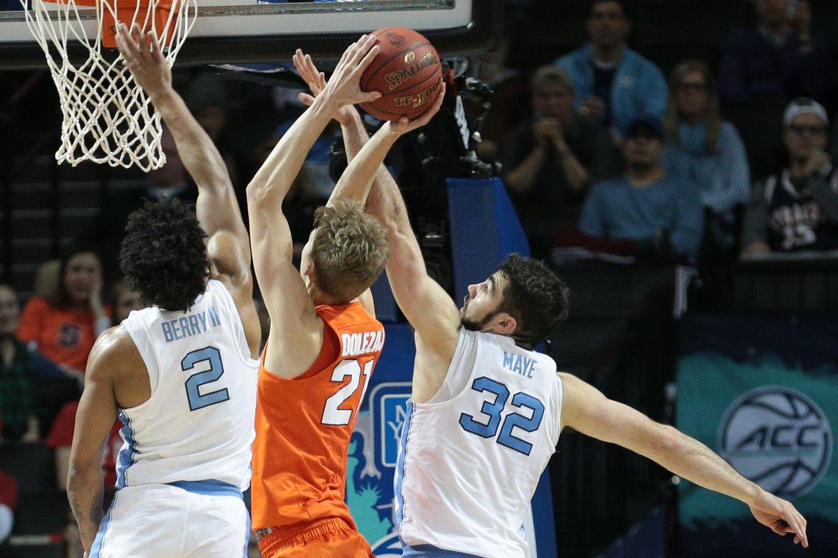 aa0c865baa0aa9 Syracuse basketball vs. UNC  TV streaming