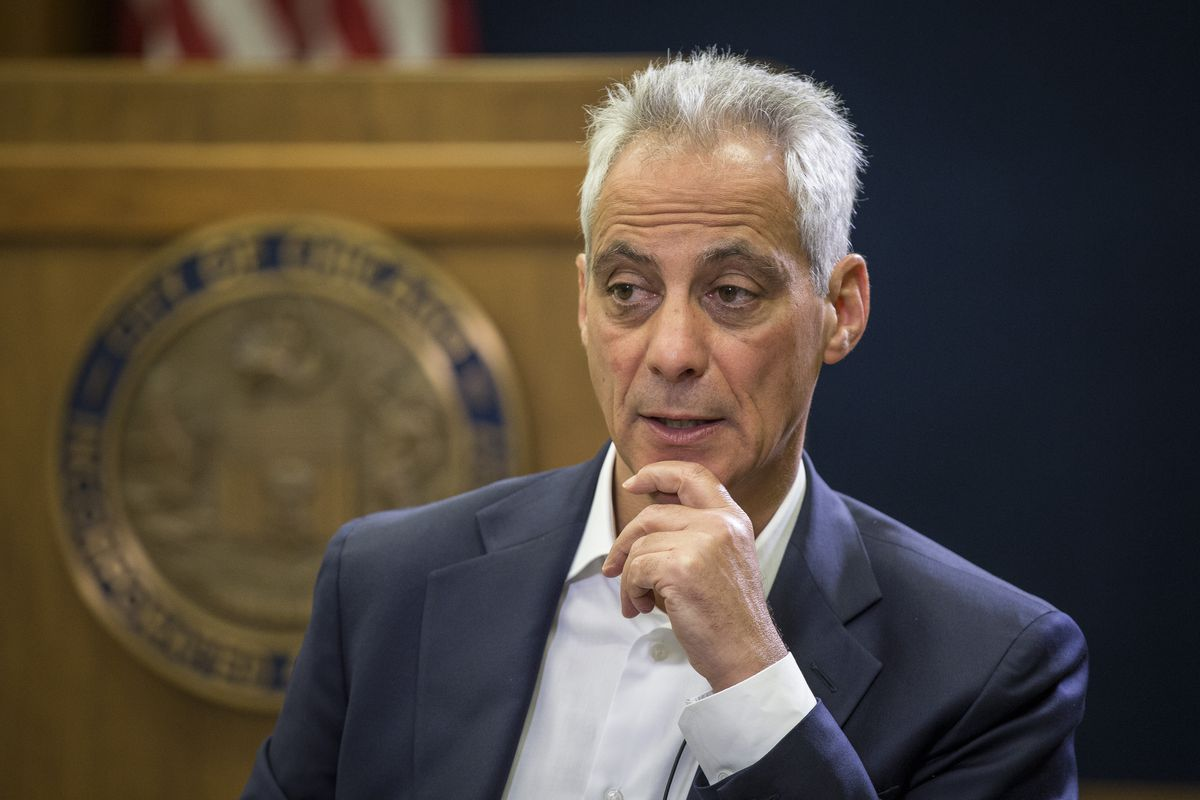 Mayor Rahm Emanuel   Rich Hein/Sun-Times file photo