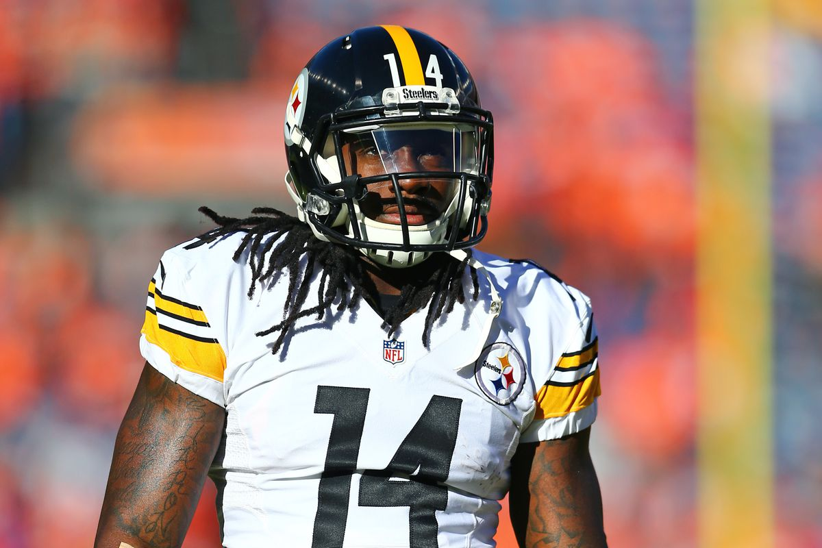 best website 22e9a 96d89 Sammie Coates just getting comfortable in the Steelers ...