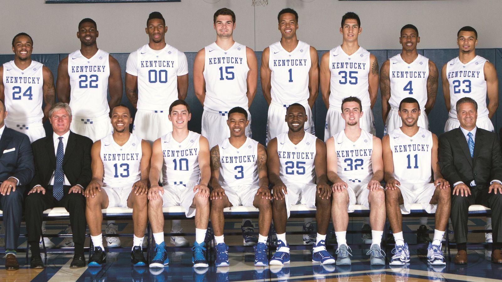 Kentucky Wildcats Basketball 2015-16 Previews