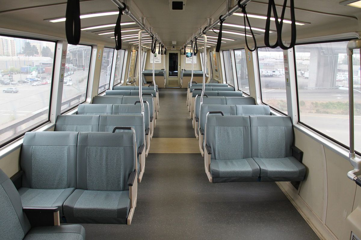 Bart Considers Ditching Seat Hog Fine Curbed Sf