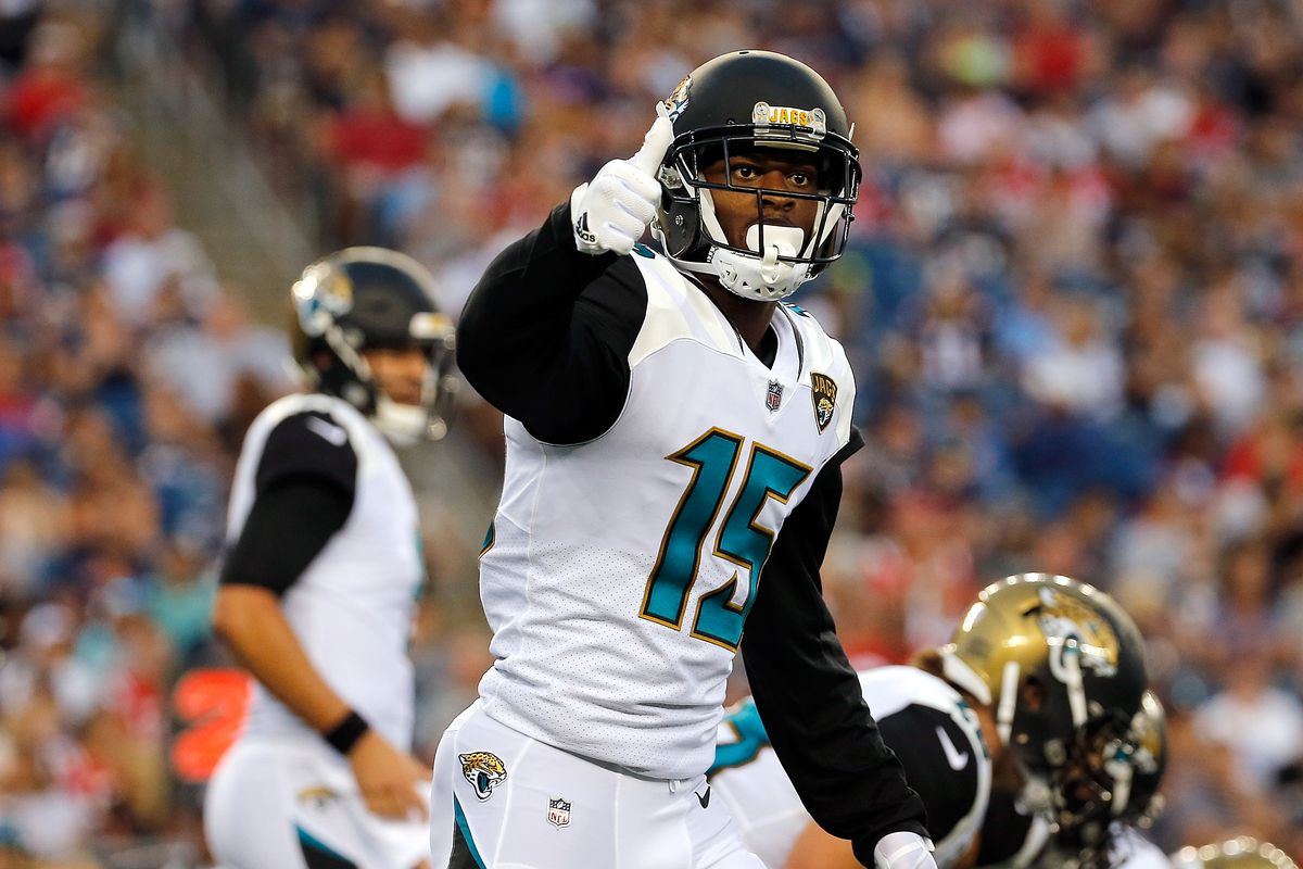 Jacksonville Jaguars v New England Patriots