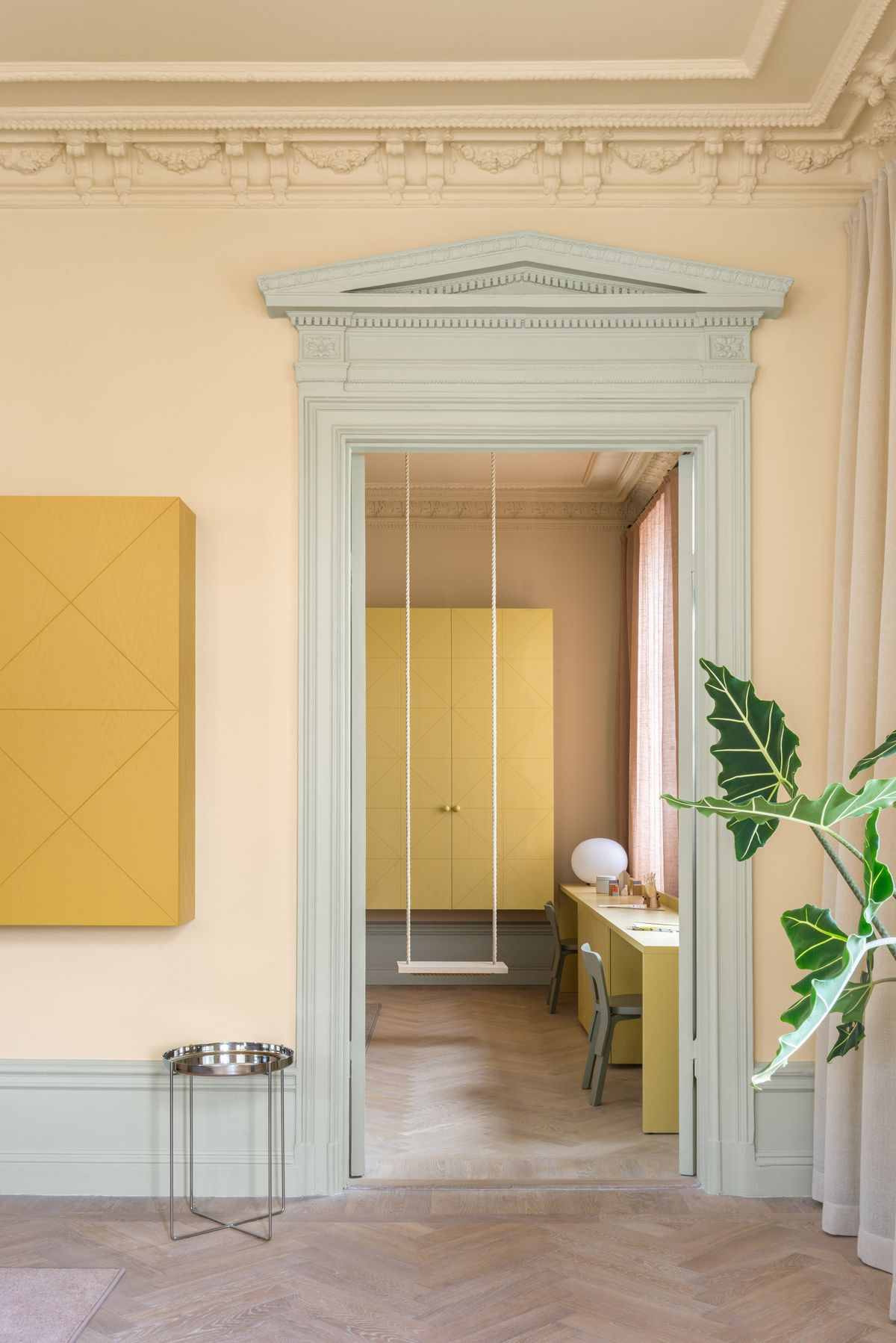 Dreamy Revamp Of 19th Century Stockholm Home Can Be Yours For 2 8m