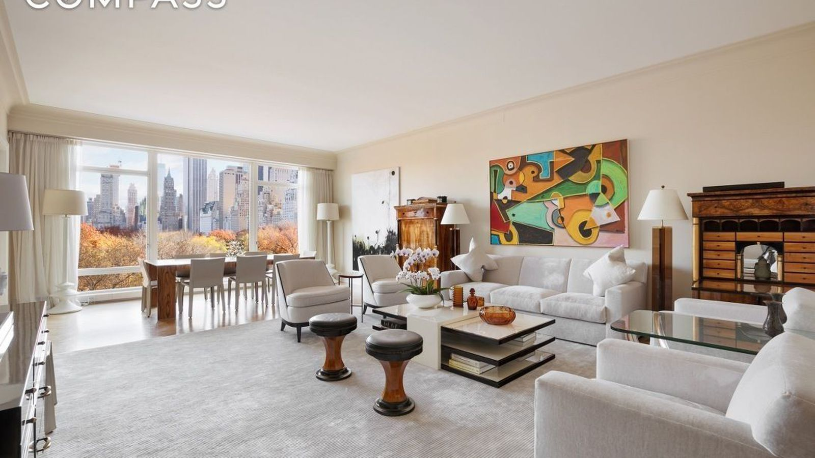 15 Central Park West condo with unobstructed views wants ...