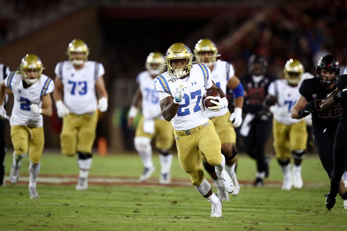 UCLA v Stanford