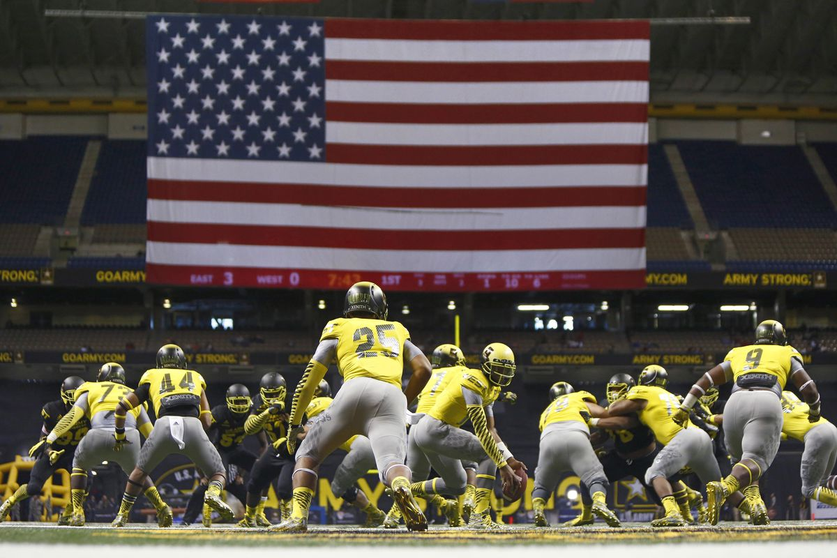 Tillery is not planning on playing offensive line at Notre Dame like he did at the US Army All American Bowl