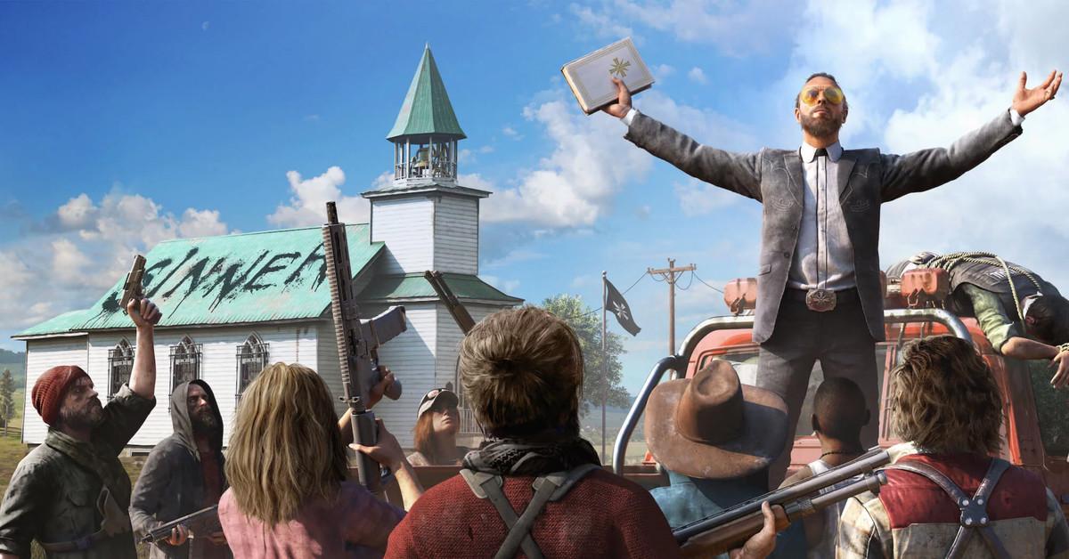 Far cry 3 release date in Sydney