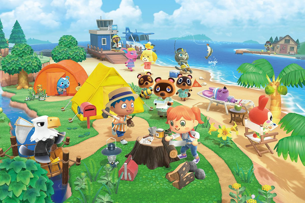 Animal Crossing: New Horizons physical ...