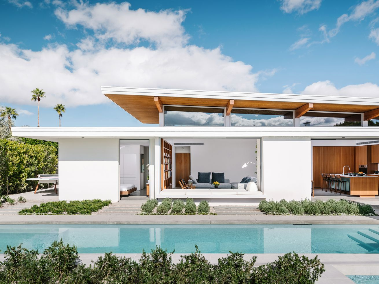 Modern Palm Springs prefab can be bought and replicated