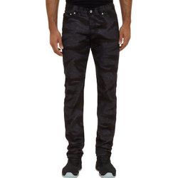 Weird Guy — Camo-Print Jeans, $185