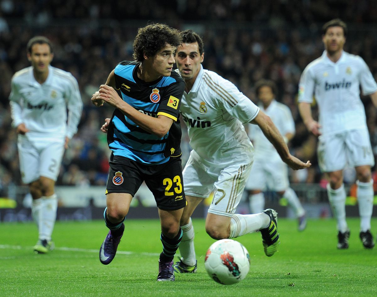 Real Madrid CF v RCD Espanyol  - Liga BBVA