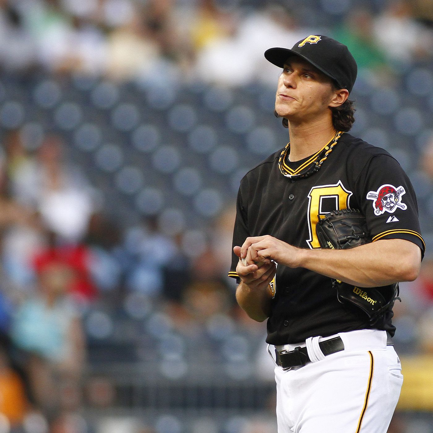 Has Jeff Locke pitched himself out of Pirates rotation? - SBNation.com