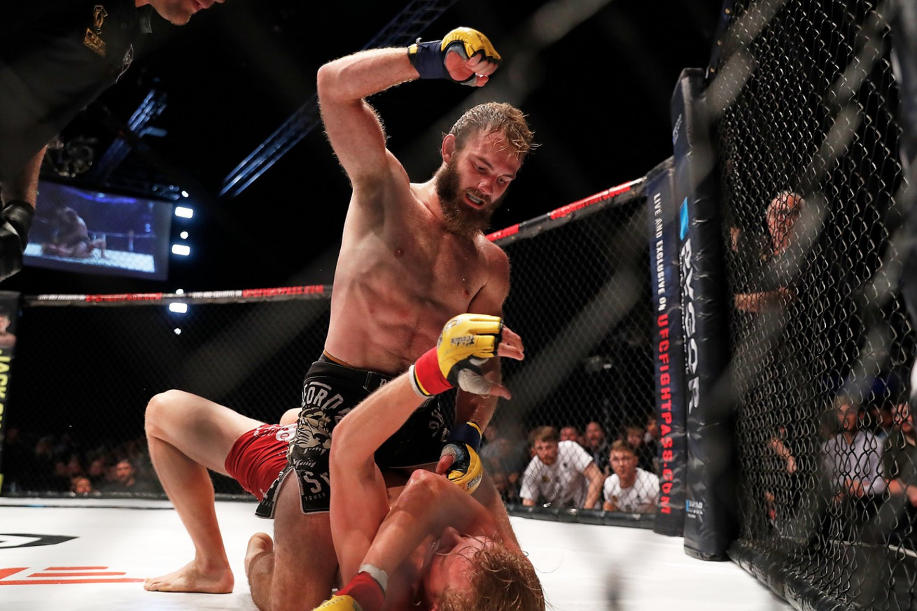 Soren Bak defeated Paddy Pimblett at Cage Warriors 96.