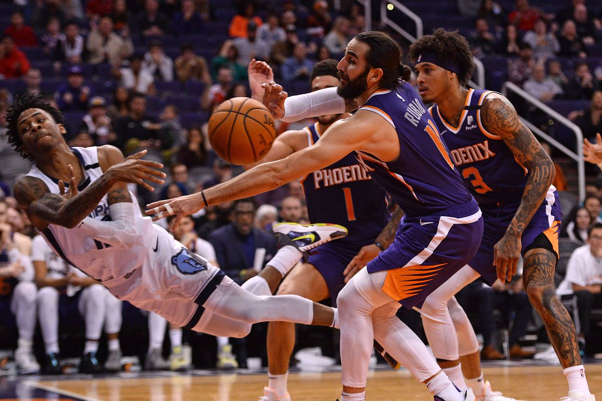 The Phoenix Suns are struggling with rotation roulette
