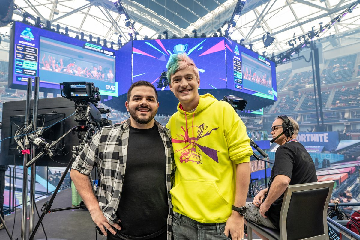 Fortnite World Cup Finals - Round Two