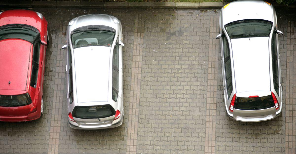 Perfect parkingfun in ict