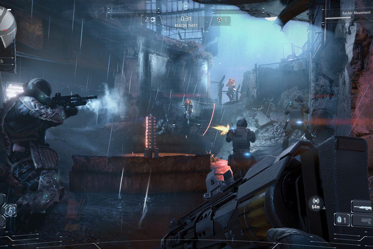 Sony sued over Killzone: Shadow Fall's graphics - Polygon