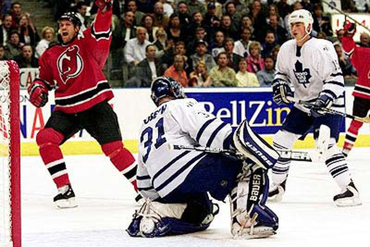 This set the stage for one of Sundin's biggest heartbreaks.