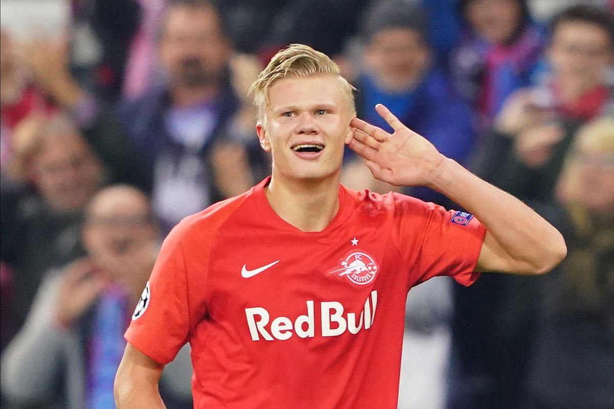 Should Manchester City Be Interested In Erling Haaland Bitter And Blue