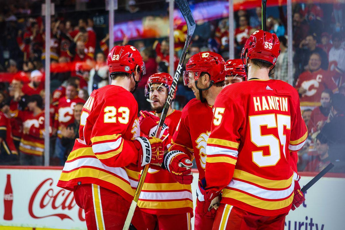 NHL: Preseason-Winnipeg Jets at Calgary Flames