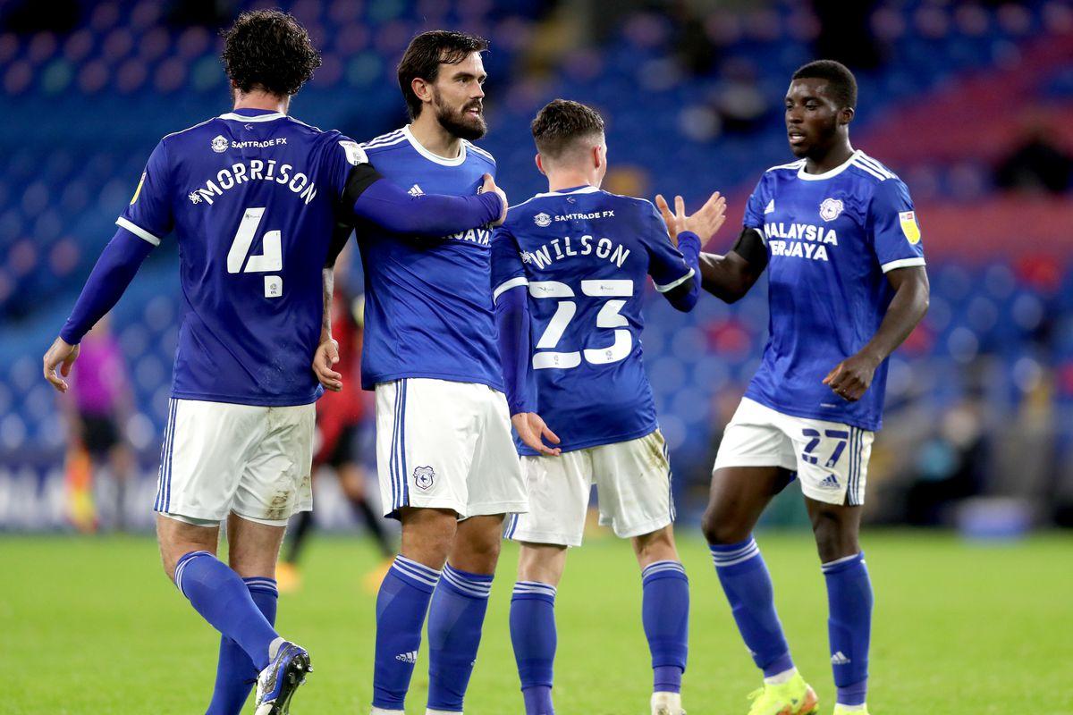 Cardiff City v AFC Bournemouth - Sky Bet Championship - Cardiff City Stadium