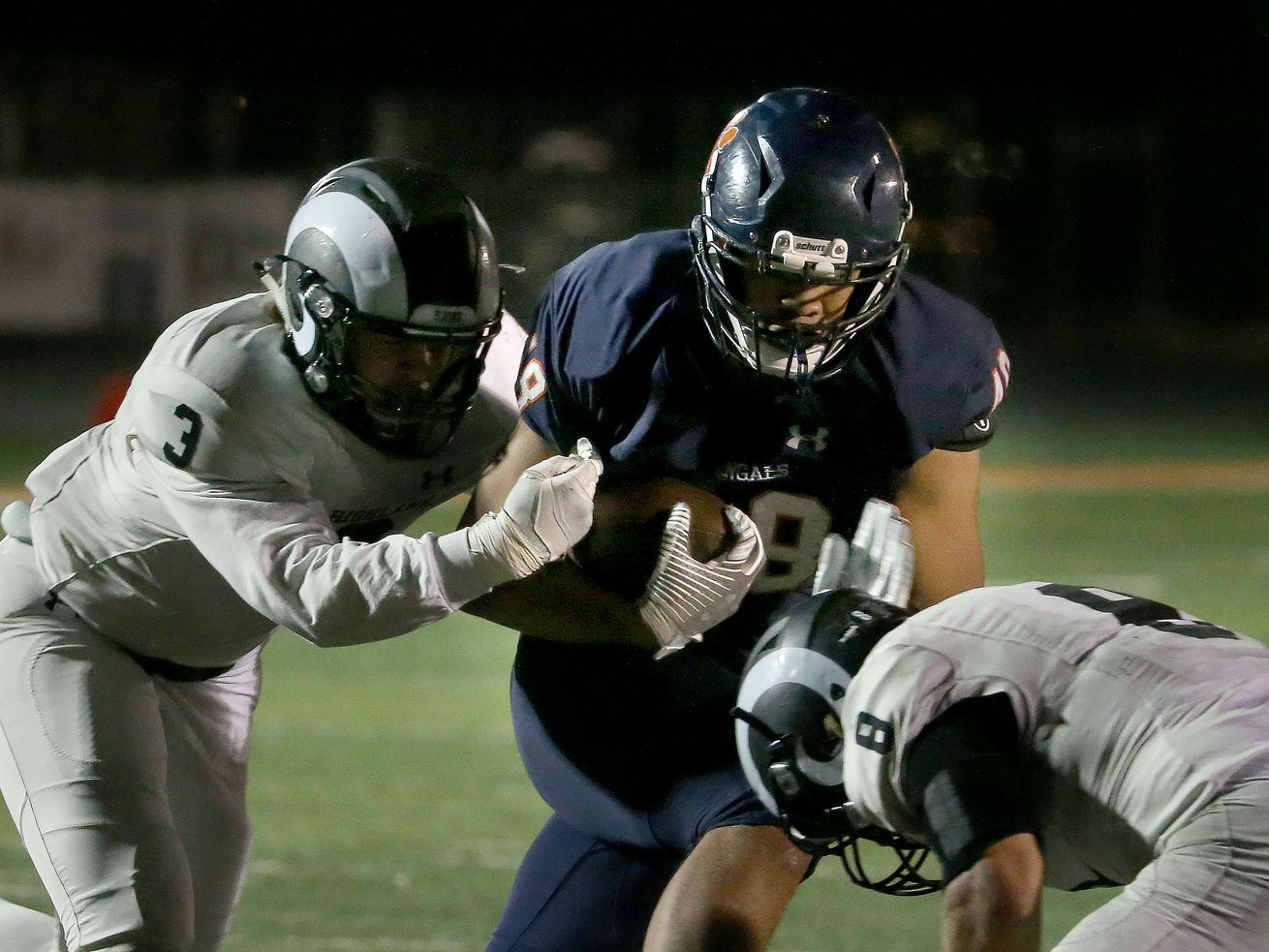 Scores, stats, videos and pictures: High school football roundup for Wednesday, Oct. 16