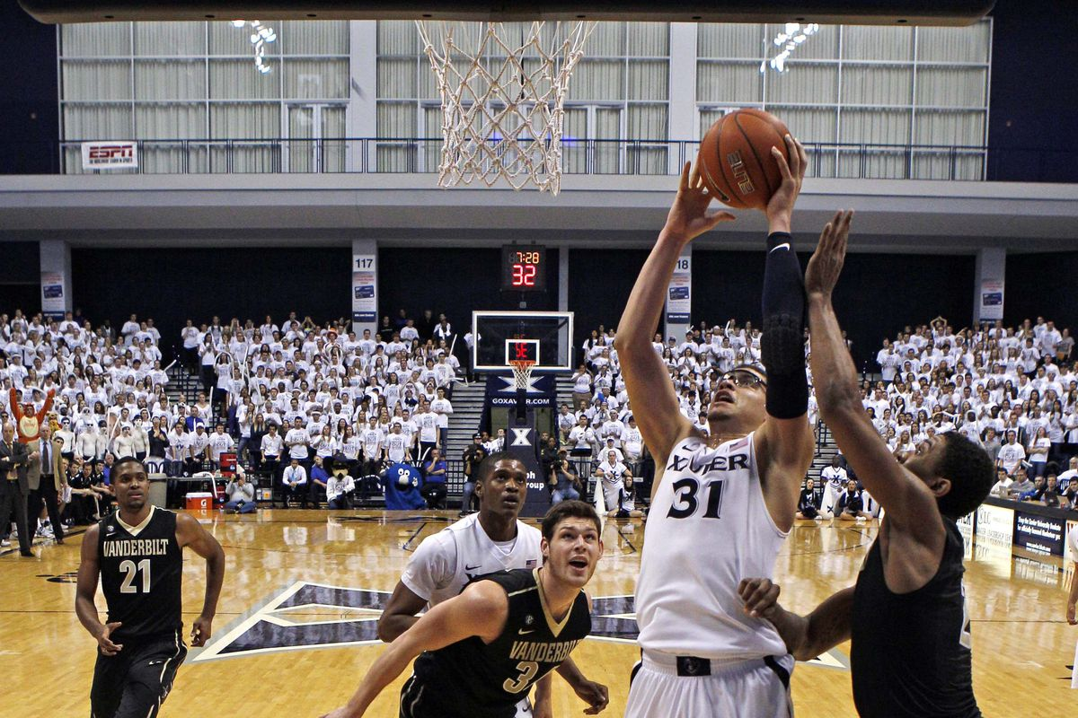 Xavier needs a lot more of this to stay competitive.
