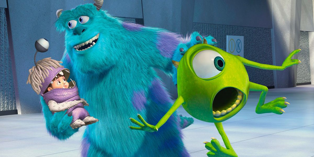 Monsters Inc. TV series, Monsters at Work, coming to Disney Plus - Polygon
