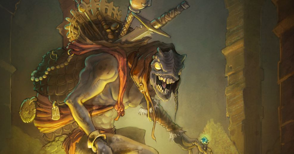 Diablo 3 for Switch gets its own amiibo: the Loot Goblin