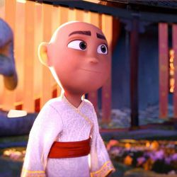 """Ten is a little boy with a big job in """"Taijitu,"""" the latest BYU student film nominated for a student Emmy for animation. When his fears lead him to use his role for his needs, he learns his special gift has meaning beyond himself."""