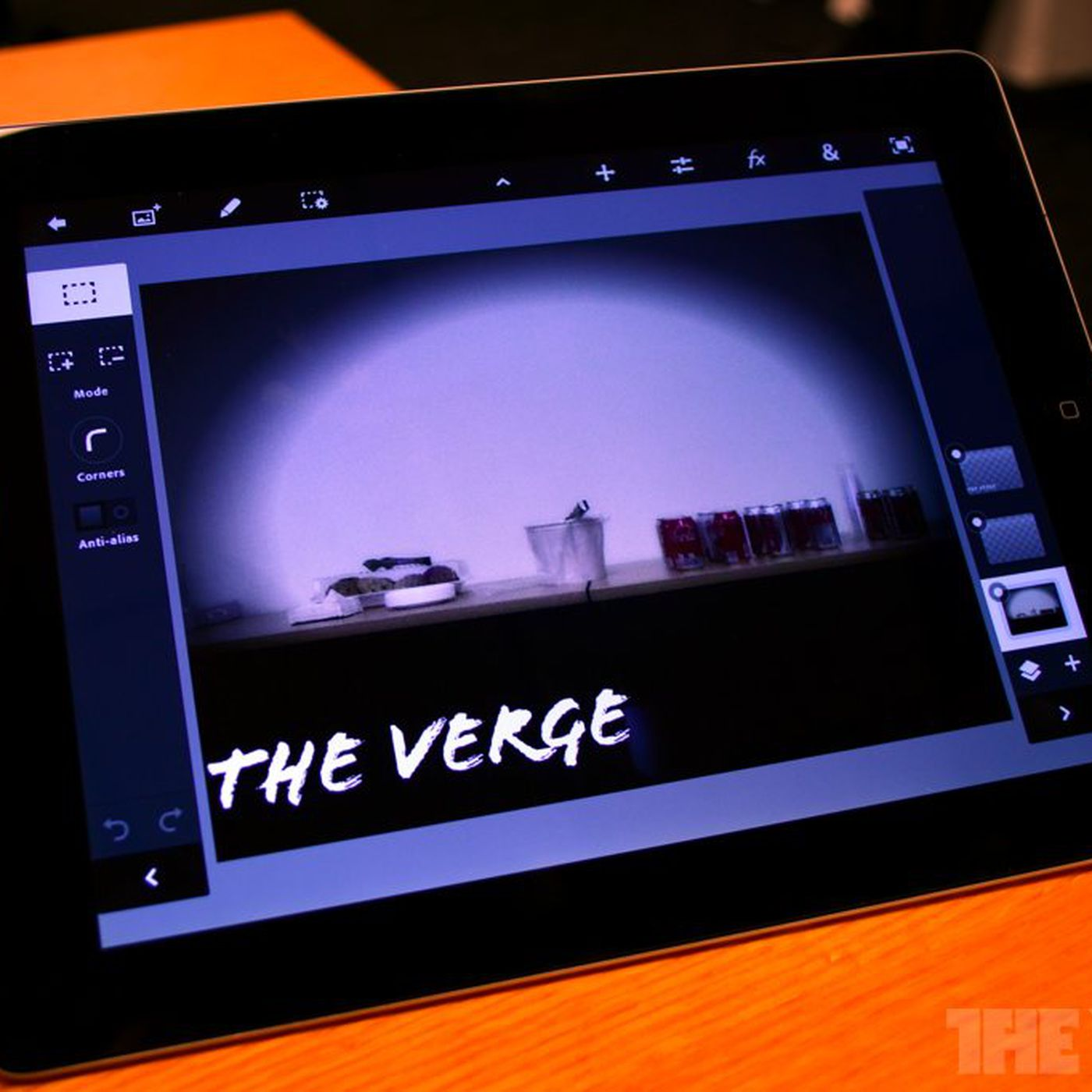 Adobe Photoshop Touch for iPad: the future of content