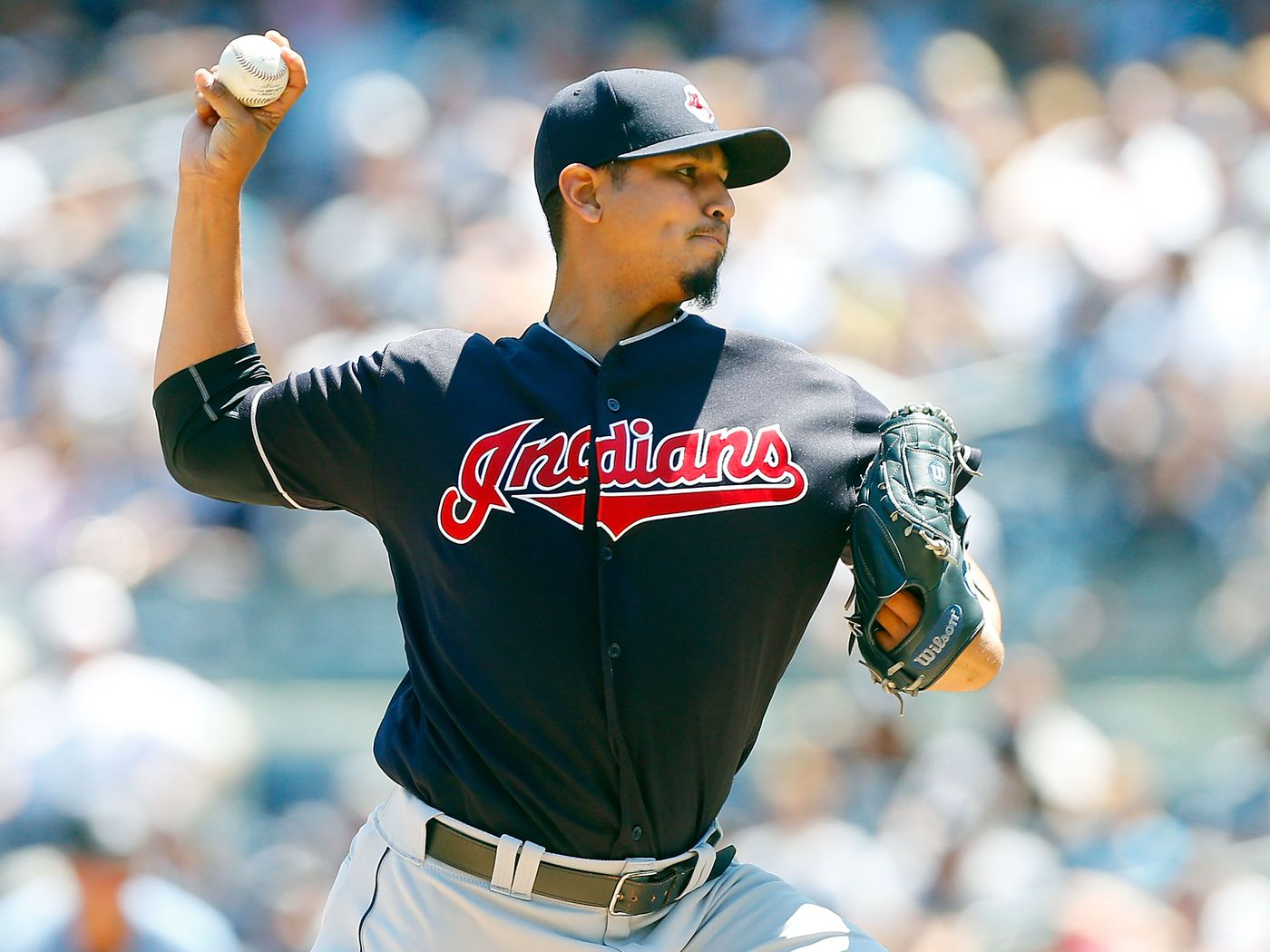 Indians News and Notes: Carlos Carrasco ...