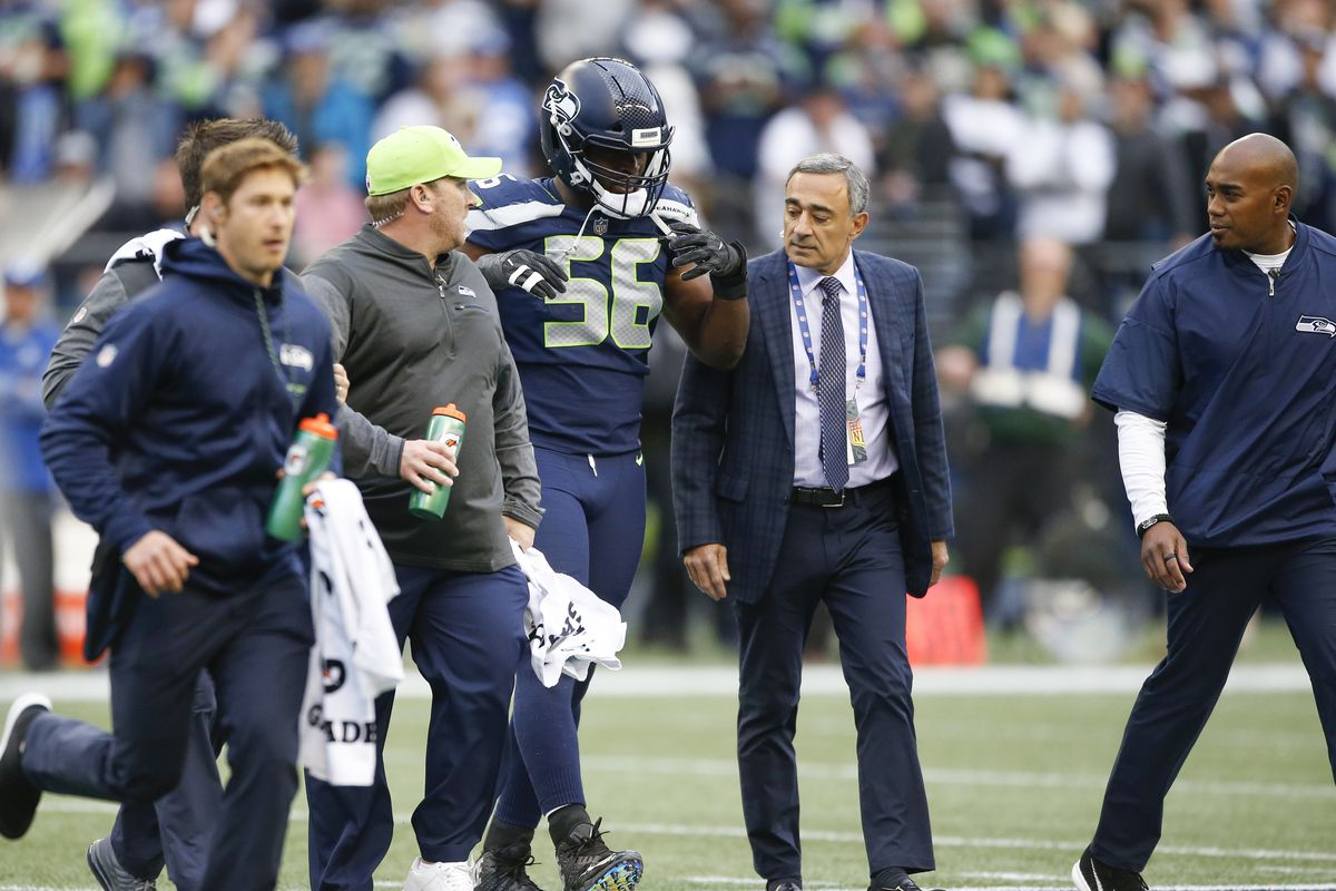 Seahawks Colts Jeremy Lane Cliff Avril ruled out for rest of the