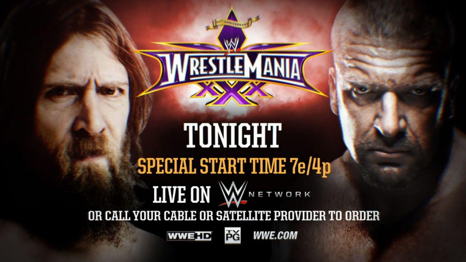 Daniel Bryan vs. Triple H full match video preview for ...Daniel Bryan Wrestlemania 30 Wallpaper