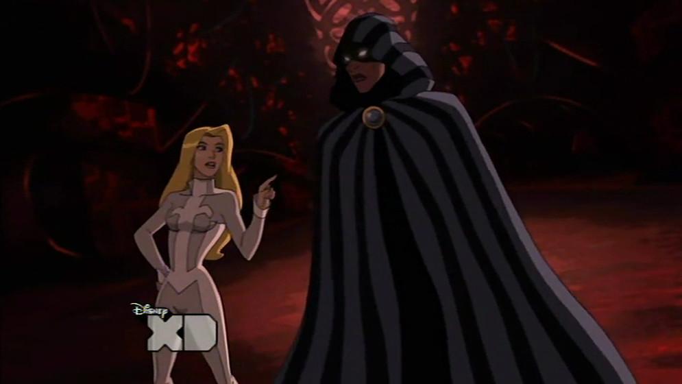 Cloak and Dagger Ultimate Spider-Man