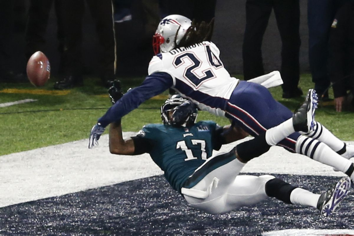 Image result for patriots v eagles
