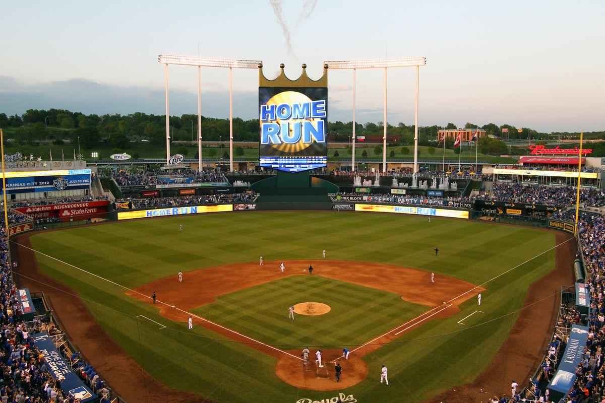 Kansas City Royals Stadium Beers