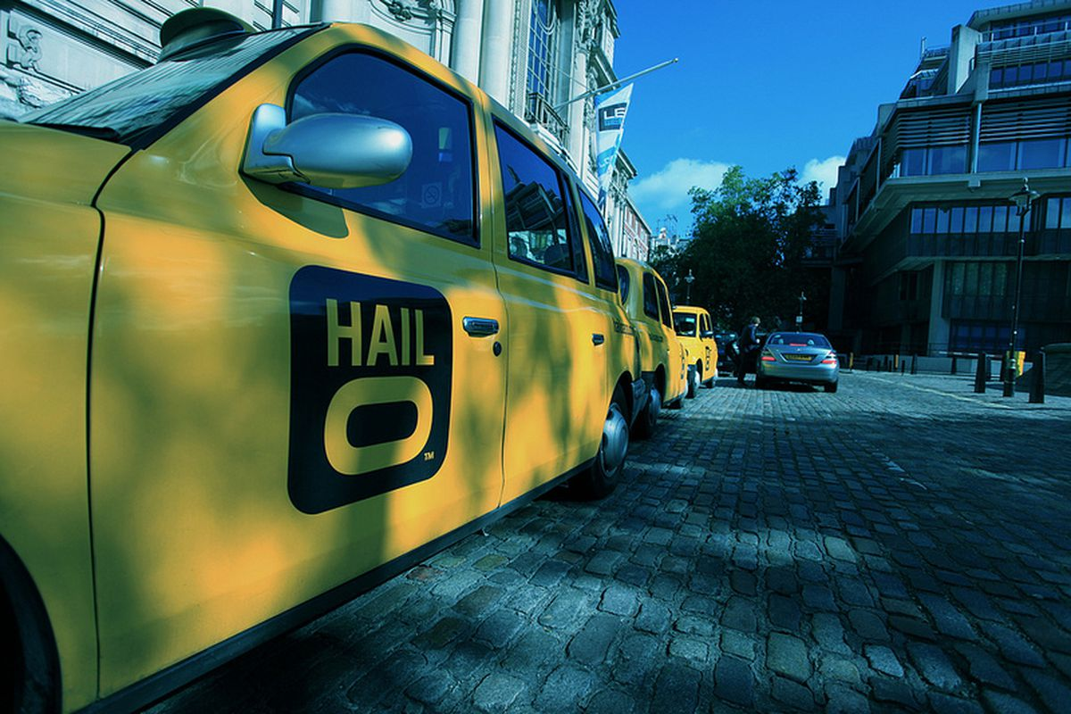 Hailo app begins offering taxi rides in New York City - The