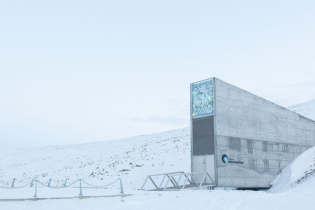 Norway Will Spend 13 Million To Upgrade Its Doomsday Seed Vault