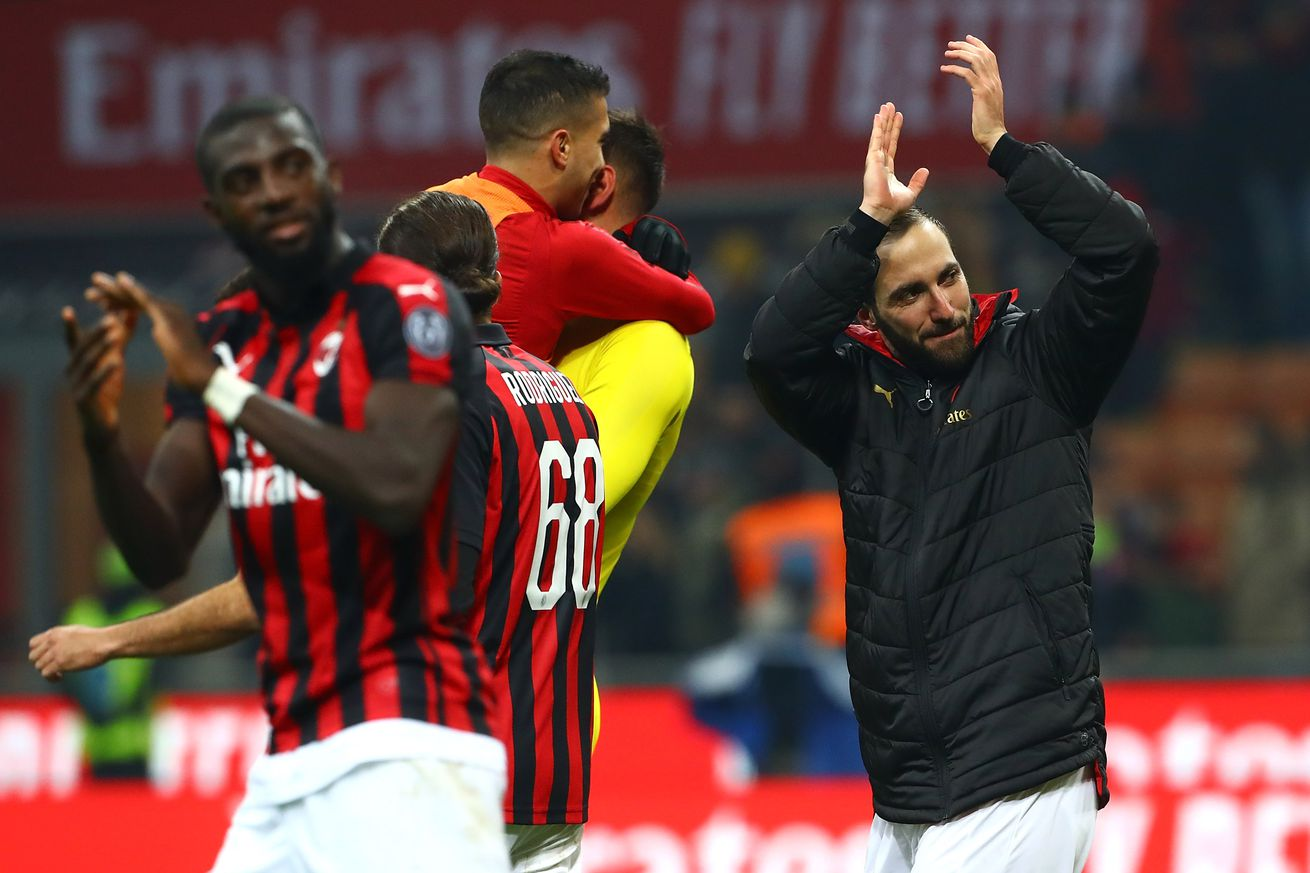 Reports: Gonzalo Higuain to undergo Chelsea medical this weekend