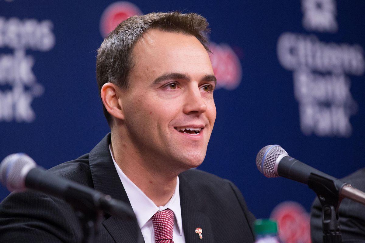 MLB: Philadelphia Phillies-Press Conference
