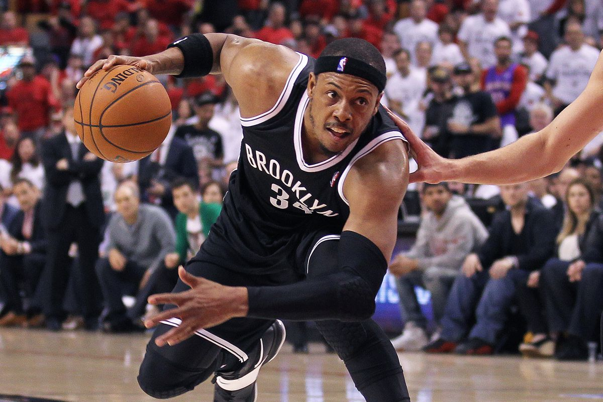 Paul Pierce Stingier With Uber Stars Than He Ever Was His Defense