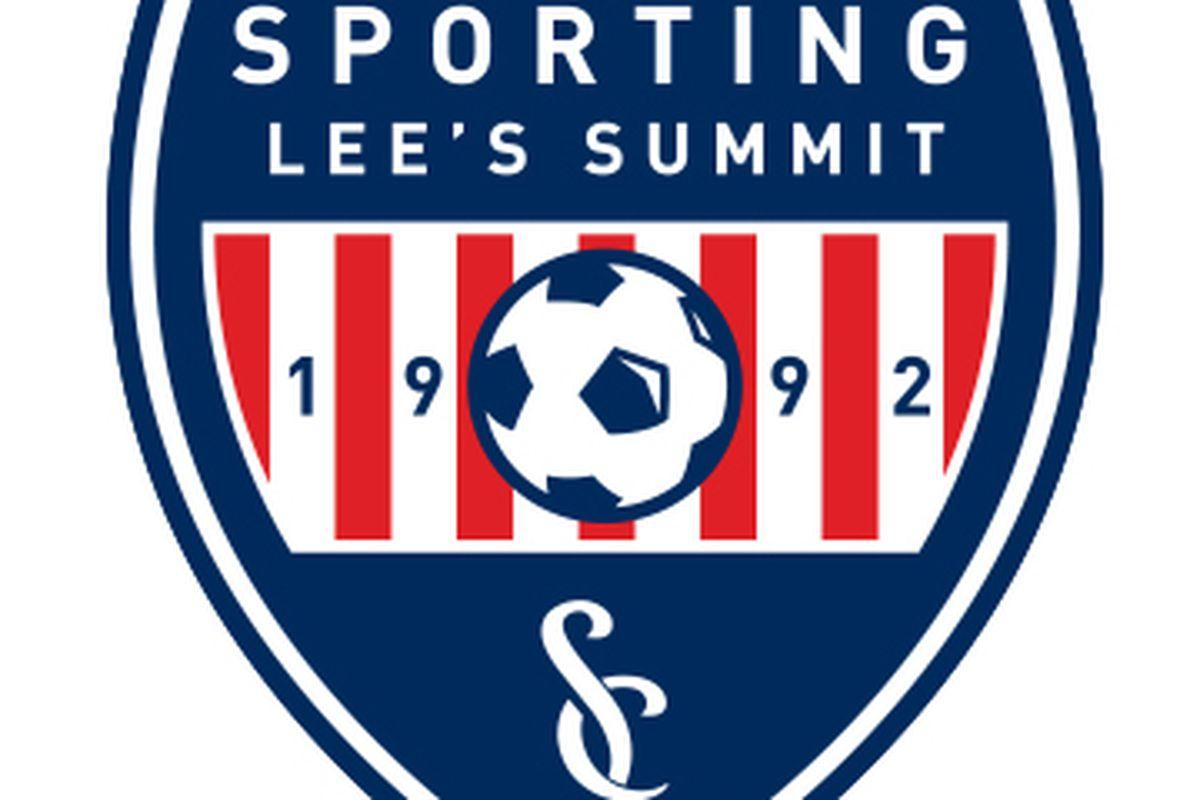 Sporting Lee's Summit's new logo