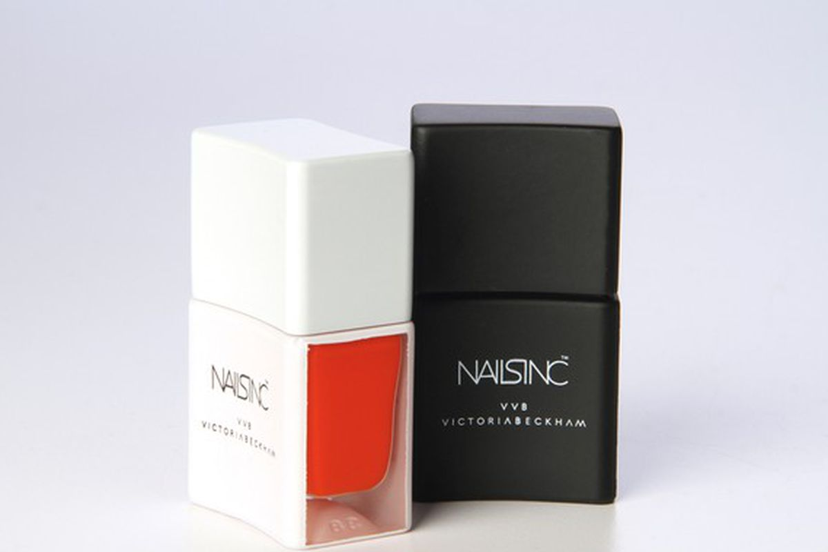 """Image <a href=""""http://www.wwd.com/beauty-industry-news/color-cosmetics/beckham-partners-with-nails-inc-8058818"""">via</a>"""